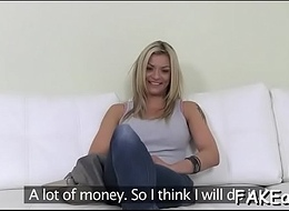 Dirty-minded fake agent gets nailed