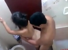 18 Teen Radha Caught Fucking In College Toilet Mms